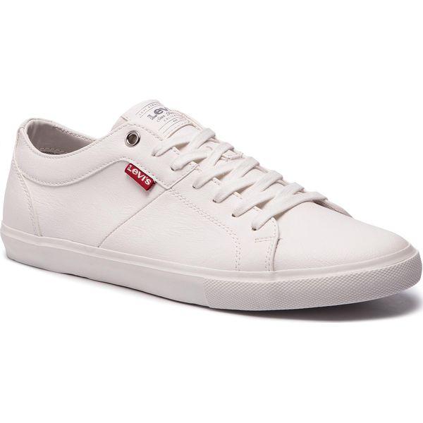 Tenisówki LEVI'S 225826 794 50 Brilliant White