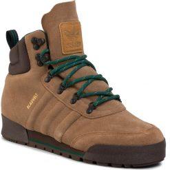 Pomarańczowe buty trekkingowe męskie ADIDAS Kolekcja