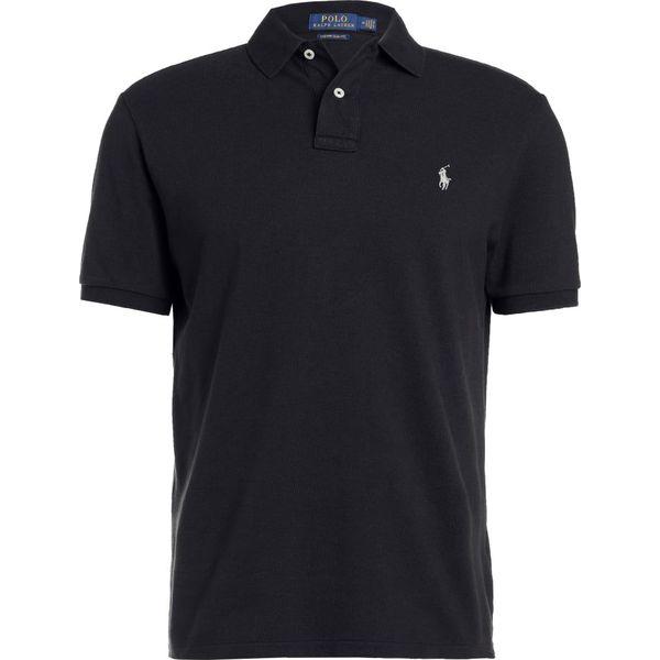 381286e41 Polo Ralph Lauren CUSTOM SLIM FIT Koszulka polo polo black ...