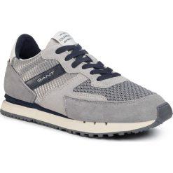 Szare buty sportowe męskie Reebok, bez ramiączek Kolekcja