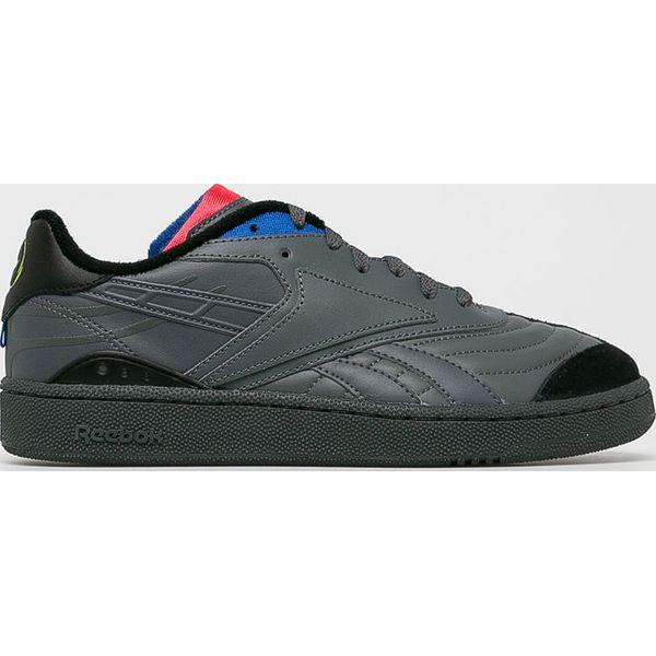 Wyprzedaż szare buty sportowe na co dzień męskie Reebok