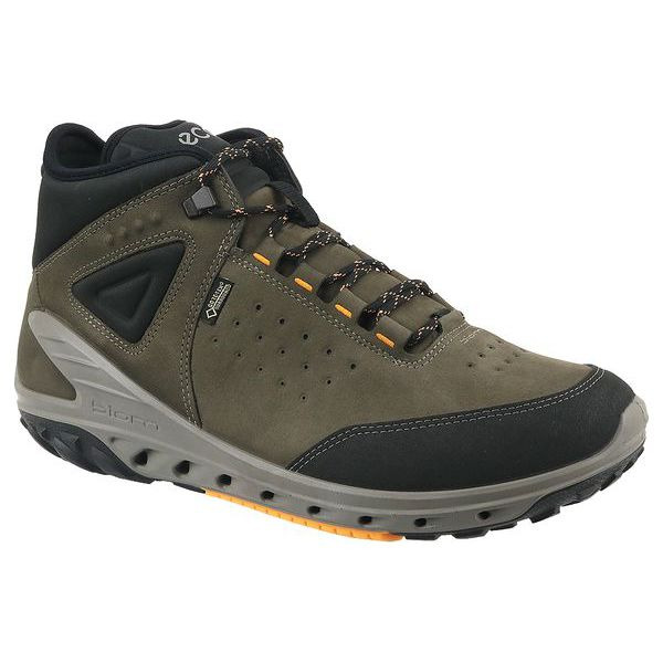 925fd1ea Ecco Biom Venture 82073456665 45 Brązowe - Buty trekkingowe męskie ...