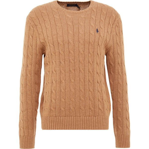 16751bbdd Polo Ralph Lauren Sweter brown - Swetry męskie Polo Ralph Lauren. Za ...