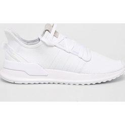 Białe buty sportowe męskie Adidas Originals, kolekcja jesień