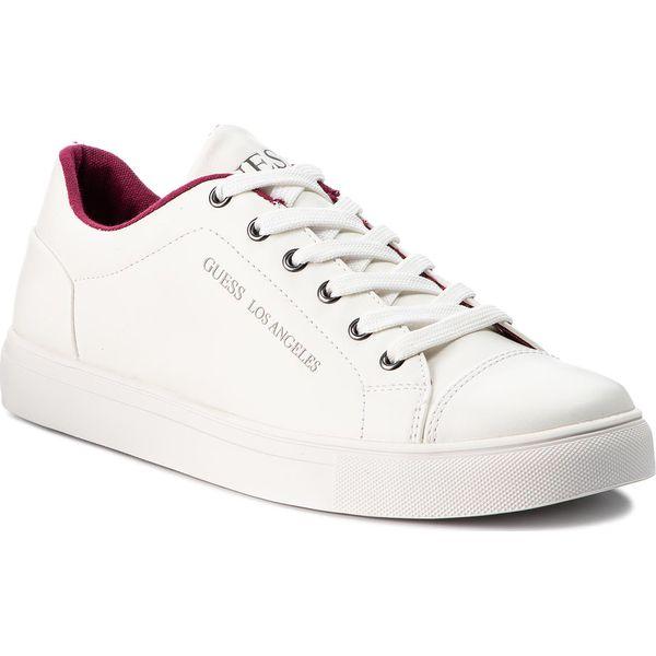 Rewelacyjny Sneakersy GUESS - FMLSS4 ELE12 WHITE - Buty sportowe na co dzień EN94