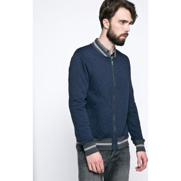 773c7f0e51bfe Tommy Hilfiger - Bluza Addison - Szare bluzy rozpinane męskie marki Tommy  Hilfiger