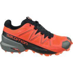 Buty treningowe Salomon Kolekcja wiosna 2020 Moda w