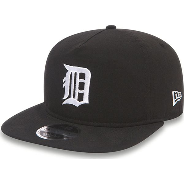 New Era Detroit Tigers Czapka z daszkiem Czarny