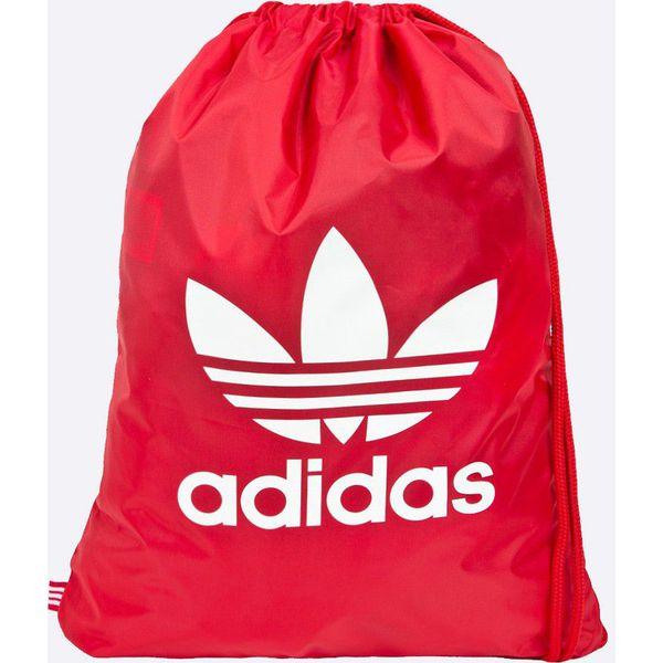 c62d1a5121d34 adidas Originals - Plecak - Czerwone plecaki męskie marki Adidas ...