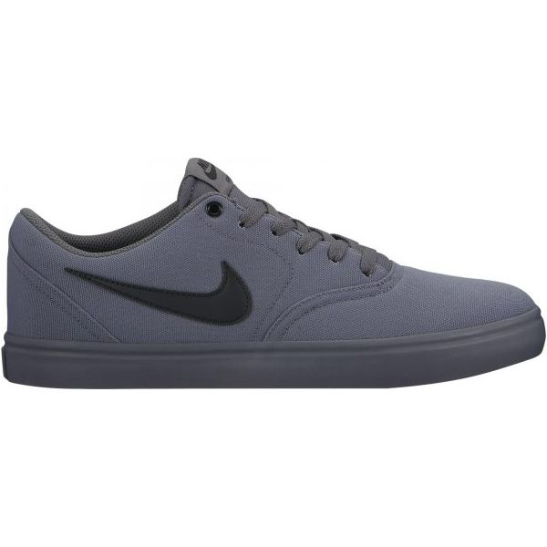 d698bf83 Nike Trampki Sb Check Solarsoft Canvas Skateboarding Shoe/Dark Grey ...