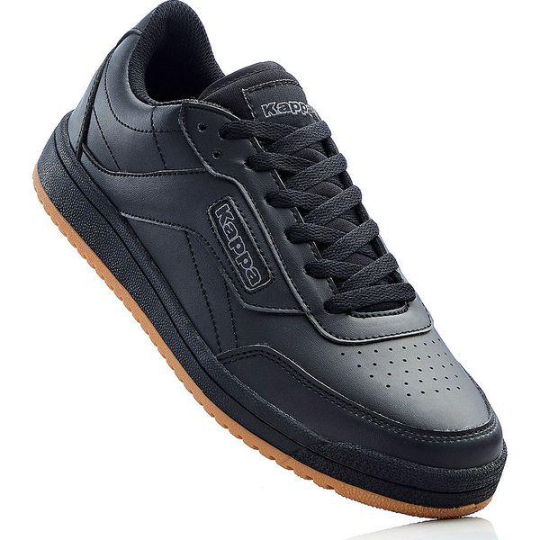 0c03ee50 Sneakersy Kappa bonprix czarny - Czarne buty sportowe na co dzień ...
