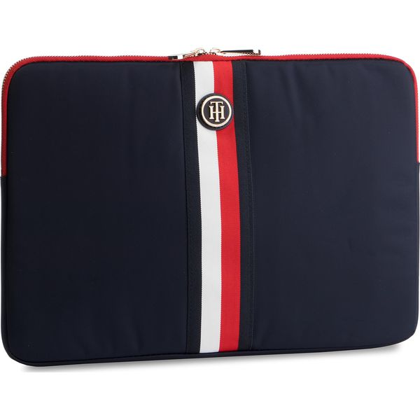 e298f4be Torba na laptopa TOMMY HILFIGER - Poppy Laptop Sleeve AW0AW06627 901