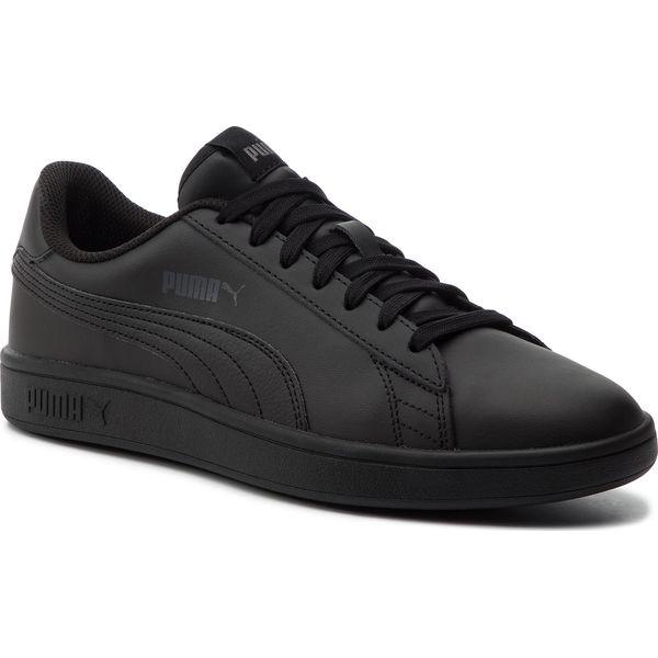 Sneakersy PUMA Smash V2 L 365215 06 Puma BlackPuma Black