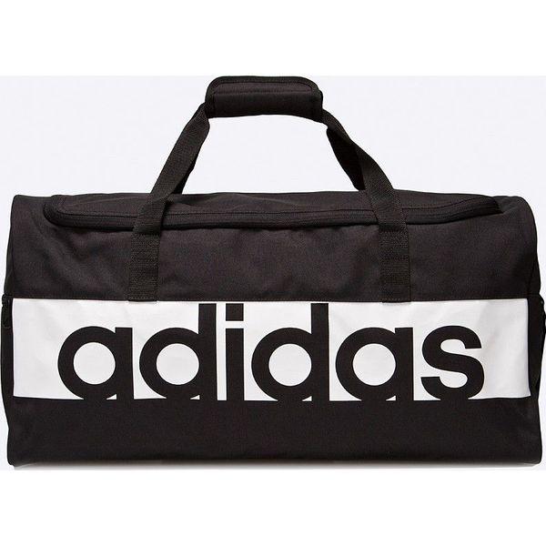 32f1ef064c4db adidas Performance - Torba - Czarne torby sportowe męskie marki adidas  Performance