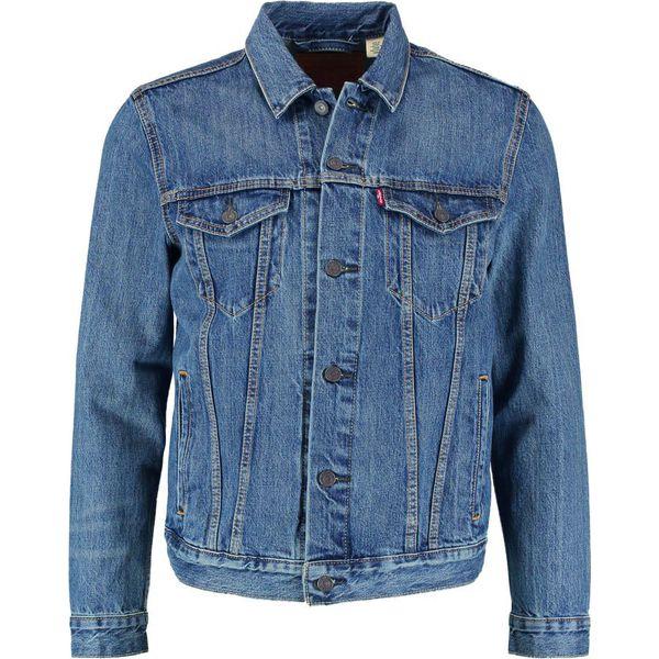 a9e8fca764801 Levi's® THE TRUCKER Kurtka jeansowa the shelf - Niebieskie kurtki ...