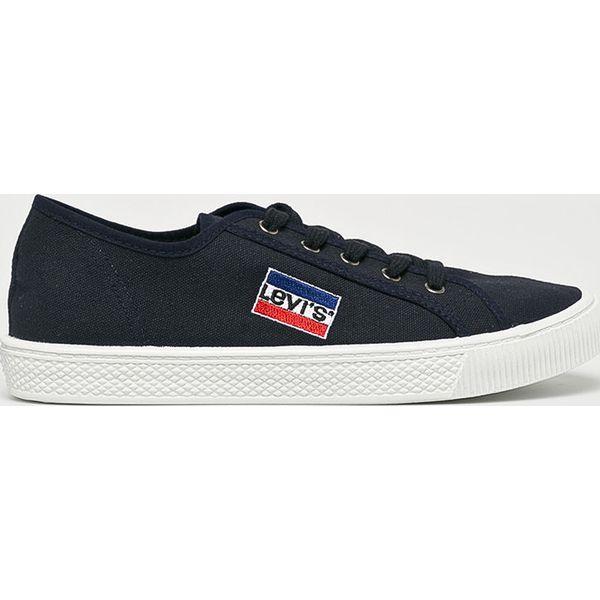 Wyprzedaż niebieskie buty sportowe męskie Levi's®, bez