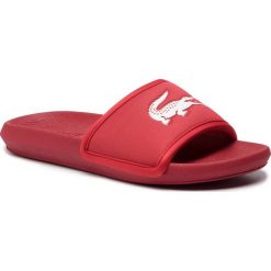 384482a9 Klapki LACOSTE - Croco Slide 119 3 Cma 7-37CMA002017K Red/White. Klapki