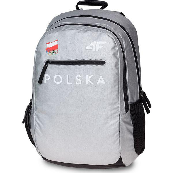 a75a15cf834ed Plecak miejski Polska Pyeongchang 2018 PCU900R - srebrny - Plecaki ...