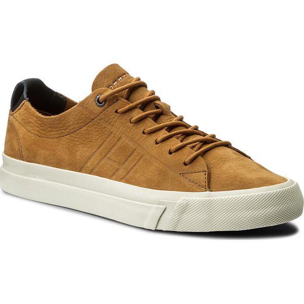 63574d4ae8459 Sneakersy TOMMY HILFIGER - Dino 1N FM0FM01215 Summer Cognac 929 ...