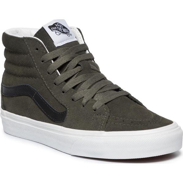Sneakersy VANS Sk8 Hi VN0A4BV6XKE1 (Suede) PortabellaTr Wht