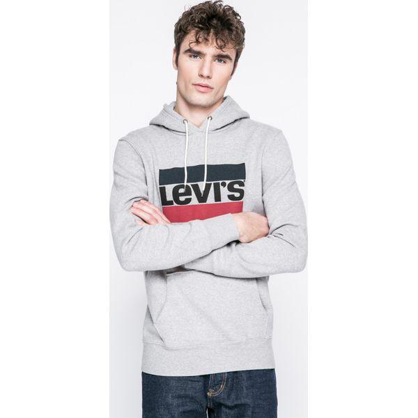 12f336fea Levi's - Bluza - Bluzy nierozpinane męskie Levi's. Za 239.90 zł ...