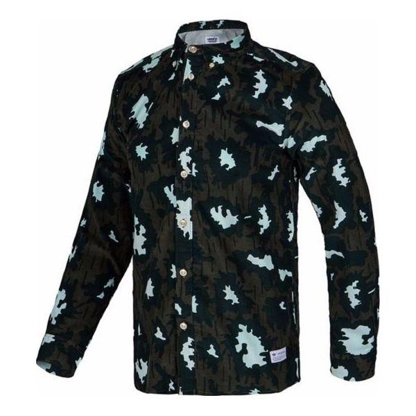 dec49d1cee22b Adidas Koszula Adidas Aop Camo Shirt M64219 L - Koszule męskie marki ...