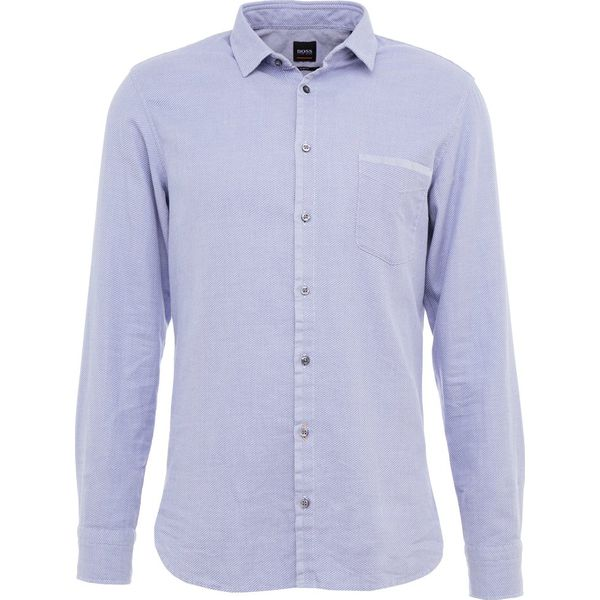 22c9f6c70751d BOSS CASUAL MAGNETON SLIM FIT Koszula open blue - Niebieskie koszule ...