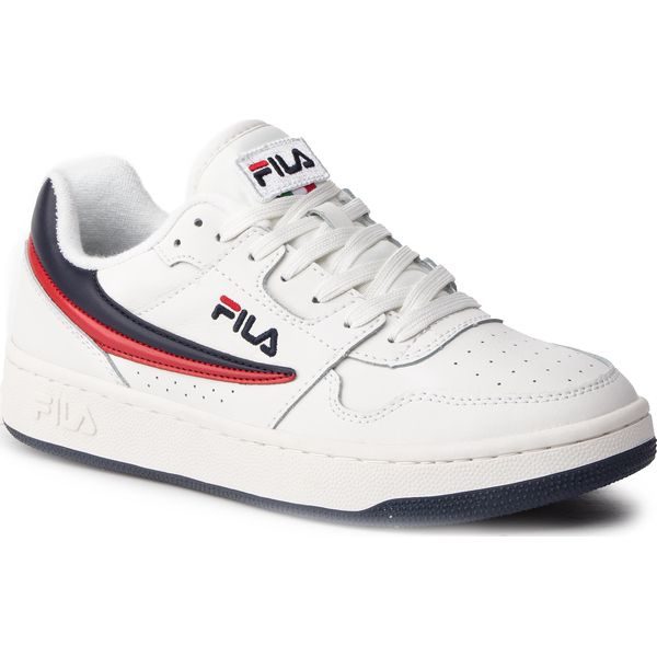 Sneakersy FILA Arcade Low 1010583.01M WhiteFila NavyFila Red