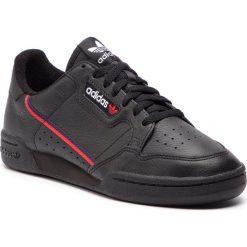 Czarne buty sportowe męskie ADIDAS Kolekcja wiosna 2020