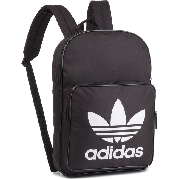eb30d5647e83f Plecak adidas - Bp Clas Trefoil DW5185 Black - Plecaki męskie marki ...