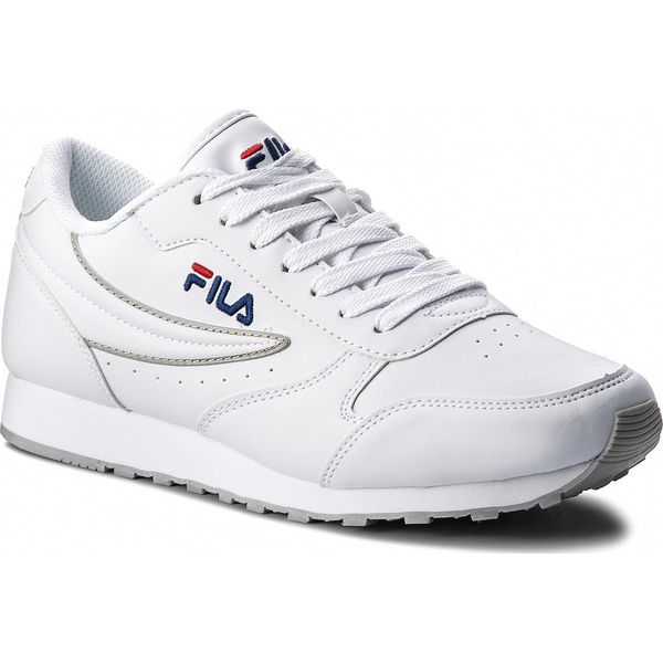 07c9a9d76af2a Sneakersy FILA - Orbit Low 1010263.1FG White - Buty sportowe na co ...