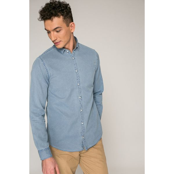 af9b62fe60361 Tommy Hilfiger - Koszula - Koszule męskie marki Tommy Hilfiger. W ...