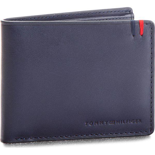 9fd10c2d7f79b Mały Portfel Męski TOMMY HILFIGER - Burnished Mini Cc Wallet ...