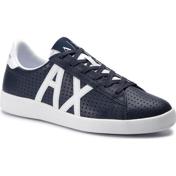 c0e1e92662d70 Sneakersy ARMANI EXCHANGE - XUX016 XCC03 K463 Navy/Optical White ...