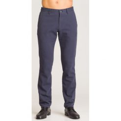 9aca7fca541449 allegro spodnie męskie eleganckie - zobacz wybrane produkty. Granatowe  chinosy Joop Jeans Matthew ze wzorem.
