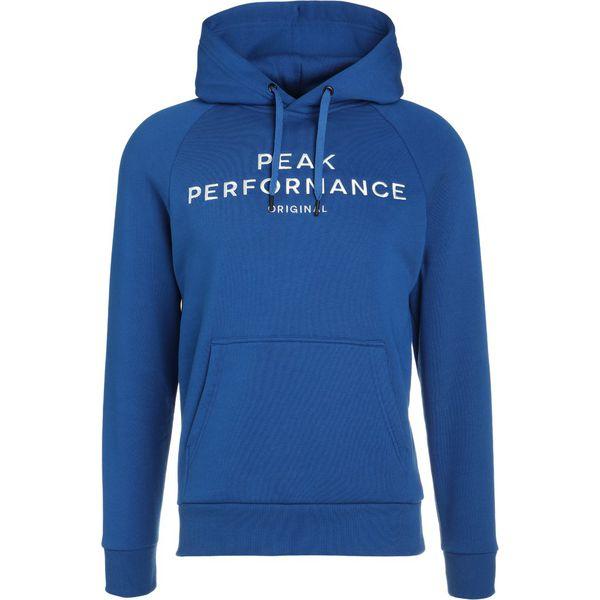 1941e2bd88aaa Peak Performance LOGO Bluza z kapturem true blue - Bluzy z kapturem męskie  marki Peak Performance. Za 509.00 zł. - Bluzy z kapturem męskie - Bluzy i  swetry ...