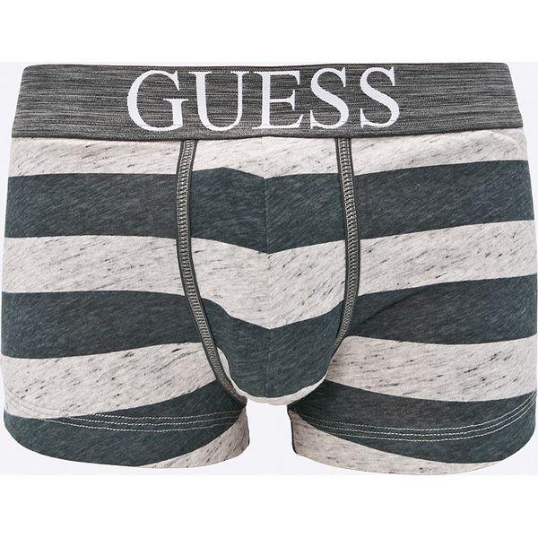 Guess Jeans Bokserki (3 pack) Bokserki męskie szare