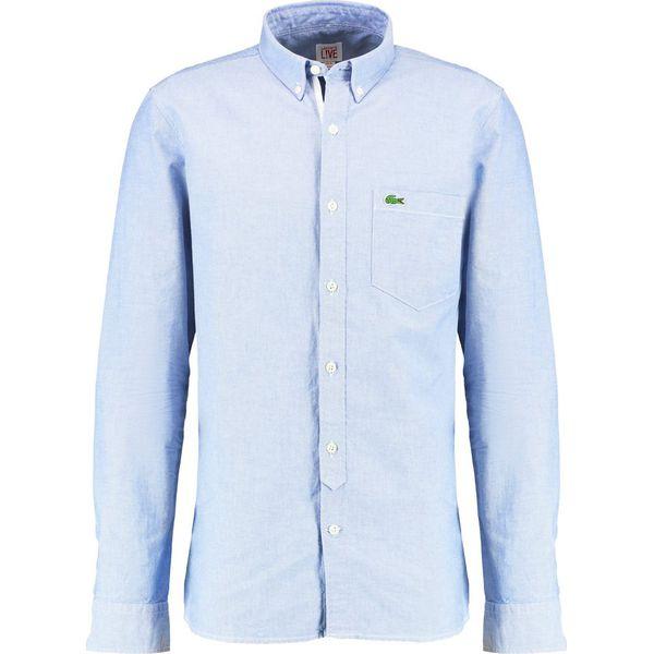 4825ea335 Lacoste LIVE CH2886 Koszula light blue - Niebieskie koszule męskie ...