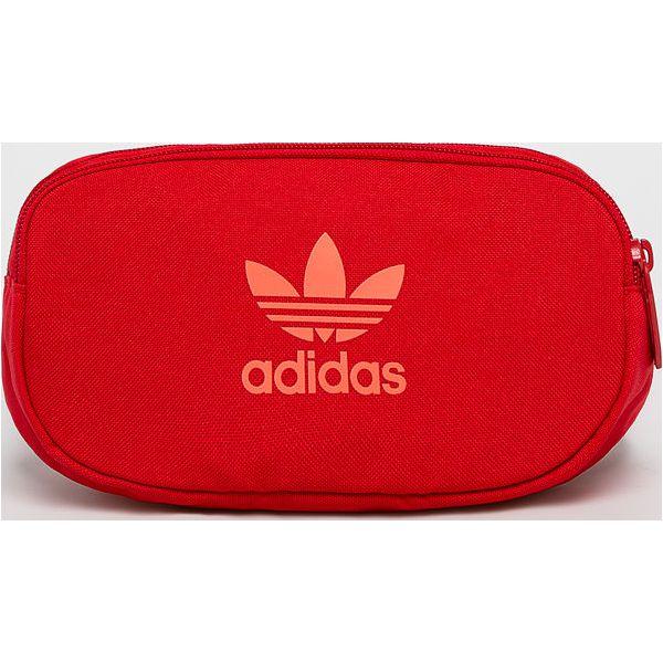 Campo de minas Encadenar Leeds  adidas Originals - Nerka - Czerwone saszetki męskie Adidas ...