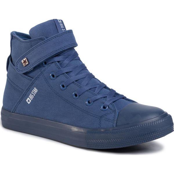 Trampki BIG STAR FF174142 Blue