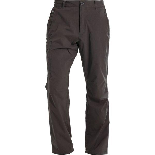 8d53a90a64b46 Craghoppers PROLITE Bojówki black pepper - Szare długie spodnie ...