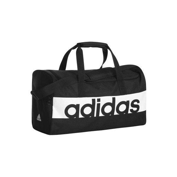 1dbc792cd1f9d Torba do fitnessu ADIDAS - Czarne torby sportowe męskie marki ADIDAS ...