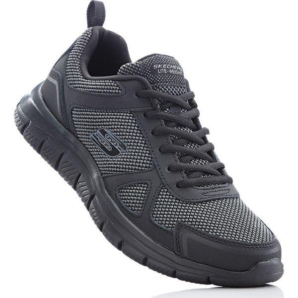 Sneakersy Skechers bonprix czarny