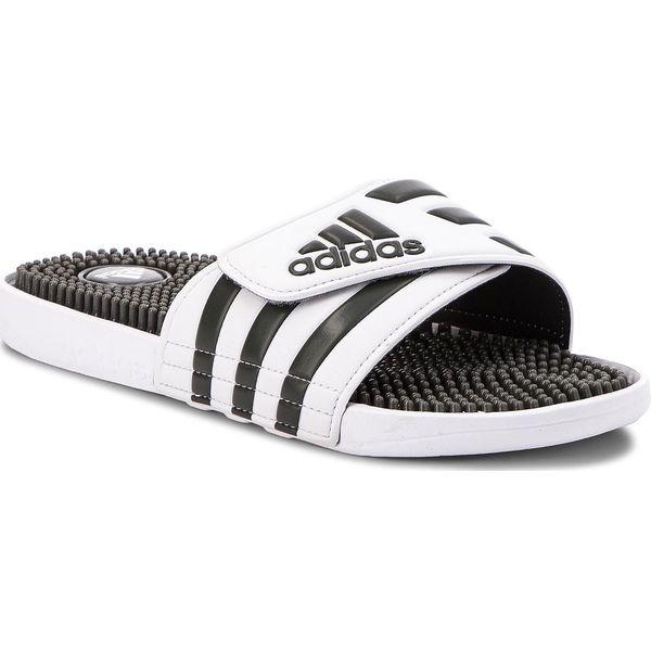 Klapki adidas adissage 278747 CorewhiteGraphite