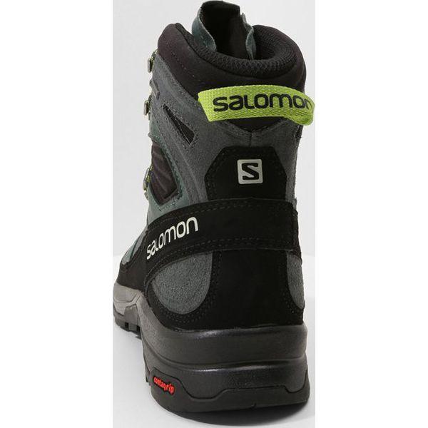 Salomon X ALP HIGH LTR GTX Buty trekkingowe urban chicbalsam greenlime green