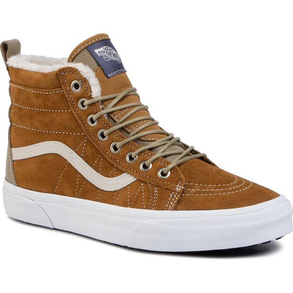 Sneakersy VANS SK8 Hi Mte VA33TXUQ8 (Mte) CuminSlate Green