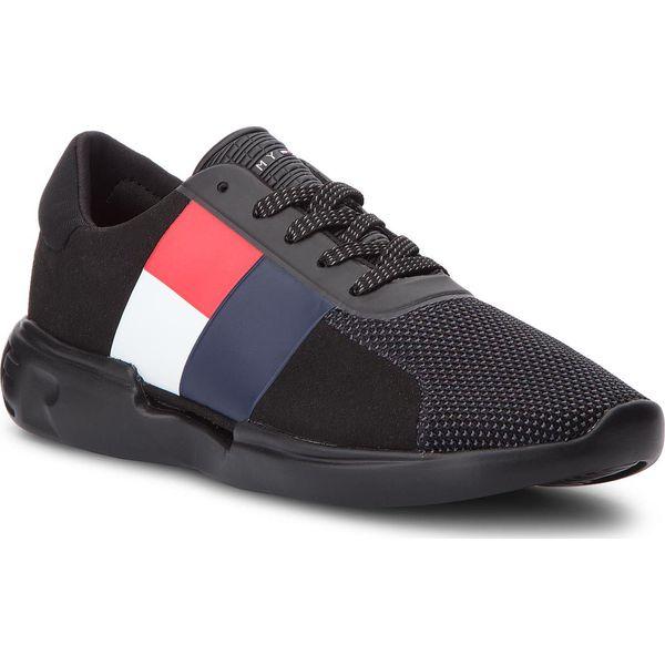aa2c58679d0bd Sneakersy TOMMY HILFIGER - Lightweight Hilfiger Mens Runner ...
