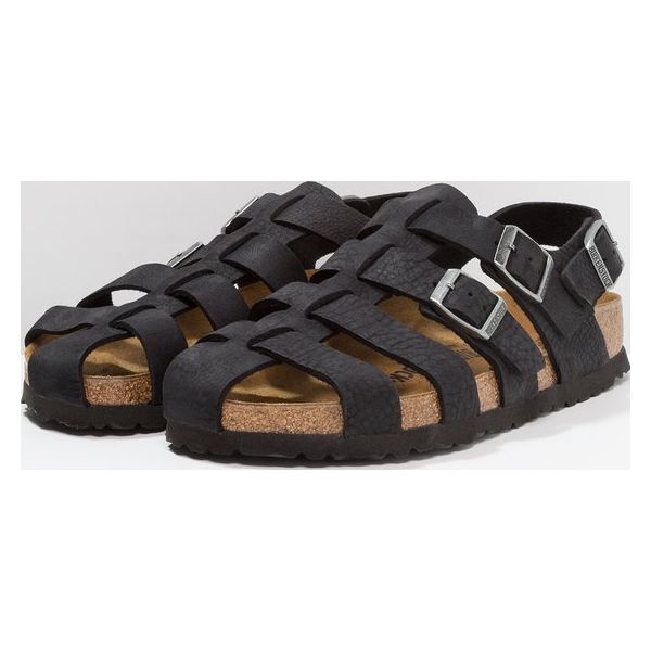 74a9a1be3c948 Birkenstock ZADAR Sandały camberra old black - Czarne sandały męskie ...
