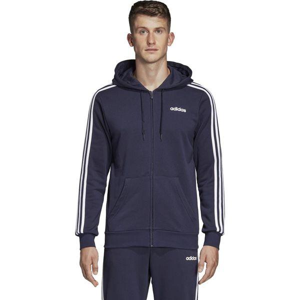 bluza essentials 3 stripes adidas m