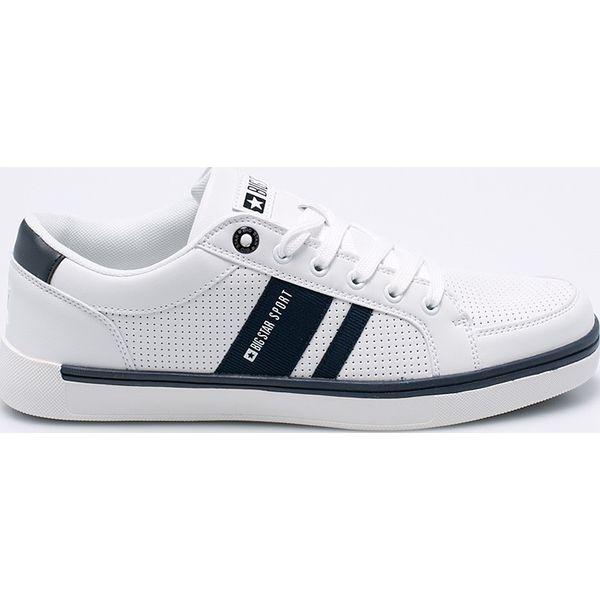 c51787871b7df Big Star - Buty - Szare buty sportowe na co dzień męskie marki Big ...